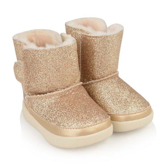 baby glitter uggs
